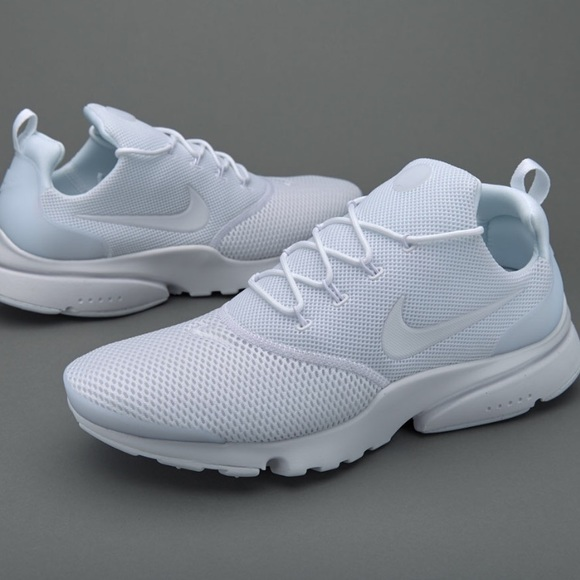 83a384337d44 Nike Presto Fly White 7 - price firm please  )